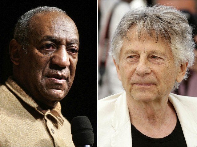 Academy of Motion Picture Arts and Sciences Boots Bill Cosby, Roman Polanski