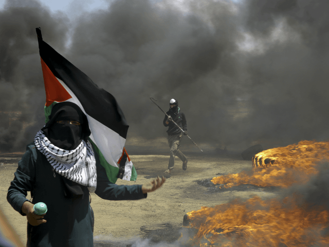 Hamas Hijacks U.S. Embassy Move to Stage Deadly Gaza Border Riots