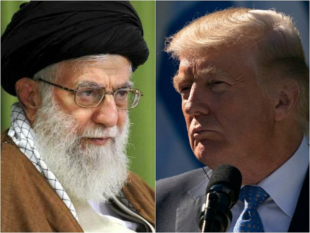 Ayatollah Khamenei to 'Vulgar' Trump: 'You Cannot Lift One Finger Against' Iran