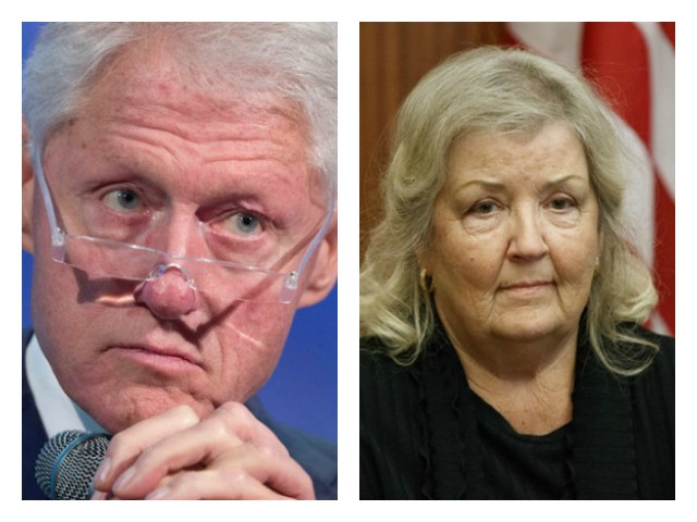 EXCLUSIVE – Juanita Broaddrick: 'Despicable' that 'Sexual Predator' Bill Clinton Planning Book Tour in Age of #MeToo