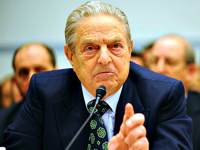 Soros-Financed Group Warns Trump of 'Consequences' for Bolting Iran Deal