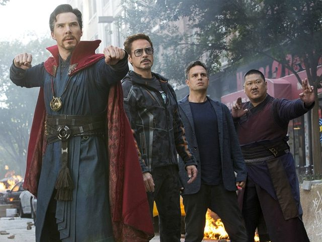 Box Office: 'Avengers' Breaks Records, 'A Quite Place' Scares Up Top-Three Spot