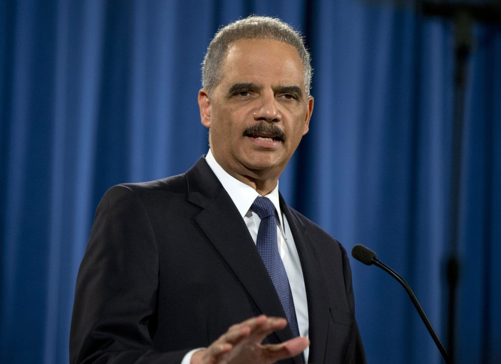 Facebook Enlists Eric Holder's Law Firm to 'Advise' on Anti-Conservative Bias