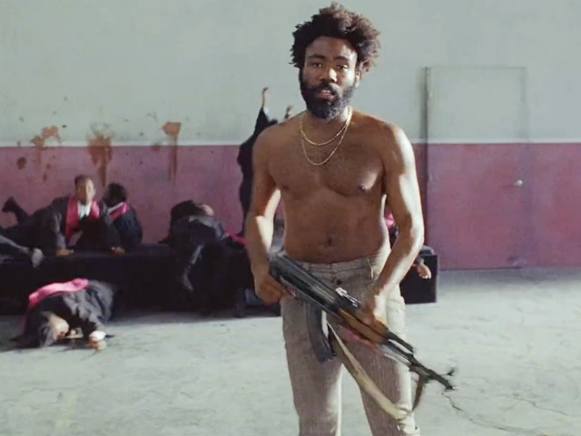 Donald Glover Shoots Church Choir in Politically Charged Music Video 'This Is America'