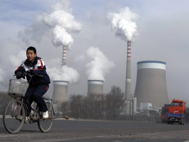 World View: Climate Change Conference Collapses as China Backs Down from Emission Commitments