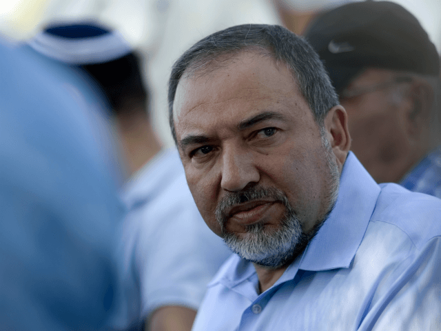 Defense Minister Liberman: Israel Destroyed 'Almost All' Iranian Sites in Syria