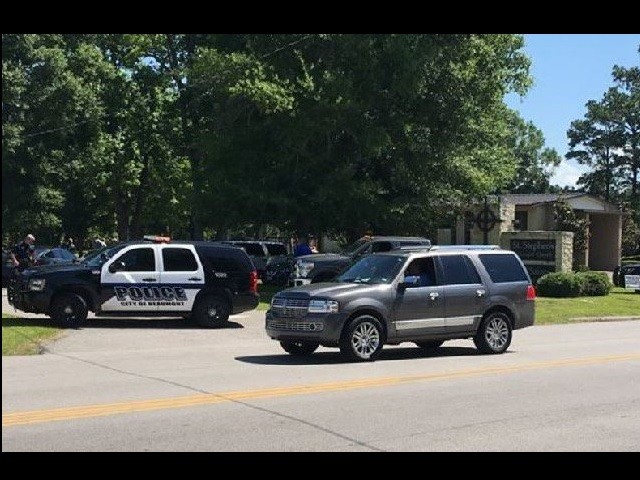 Device Explodes Outside Texas Church, School