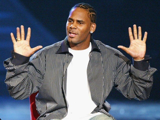 Time's Up Takes Aim At R&B Star R. Kelly over Sex Misconduct Claims