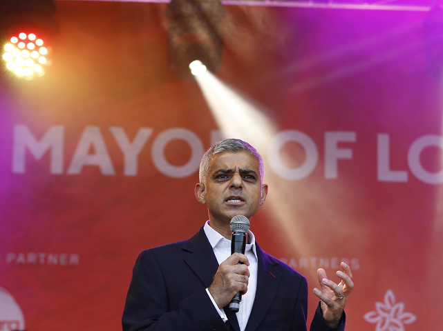 Mayor Khan Works With European Commission to Launch Pro-Mass Migration Brexit Campaign