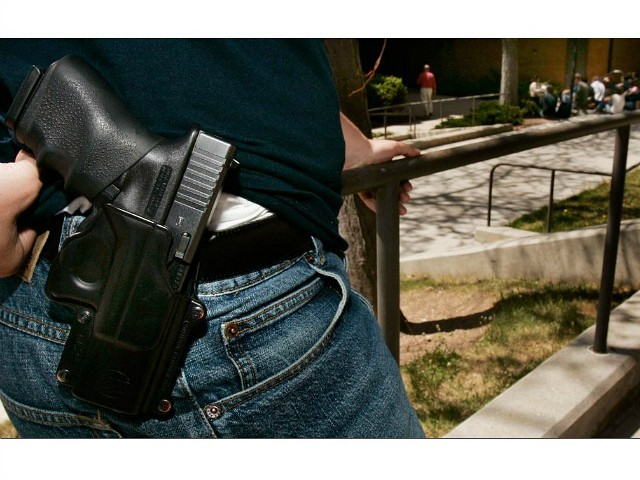 Study: Mass Shooters' Weapon of Choice is a Handgun Over 75 Percent of the Time