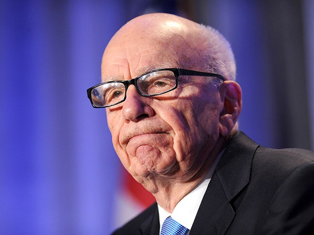 Bokhari: Rupert Murdoch's 'Algorithm Review Board' Would Make Web Censorship Worse, Not Better