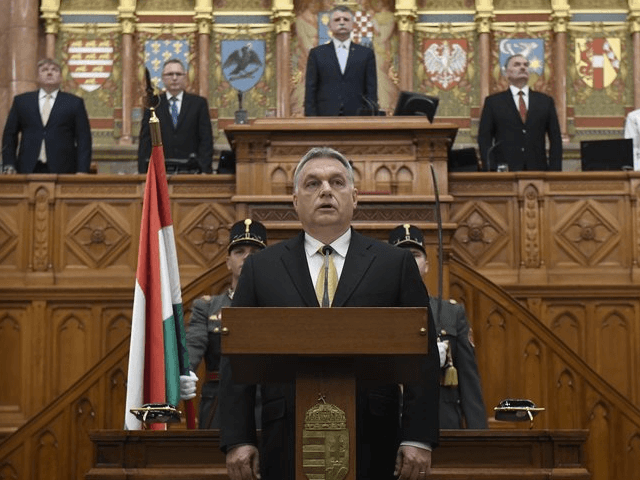 PICS: Hungary's Parliament Elects Premier Viktor Orban to Fourth Term
