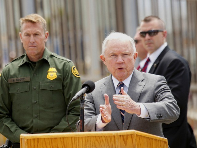 AG Jeff Sessions Shuts Catch and Release Loophole