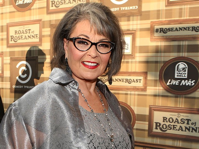 Roseanne Barr: I Thanked Trump for Moving Embassy to Jerusalem