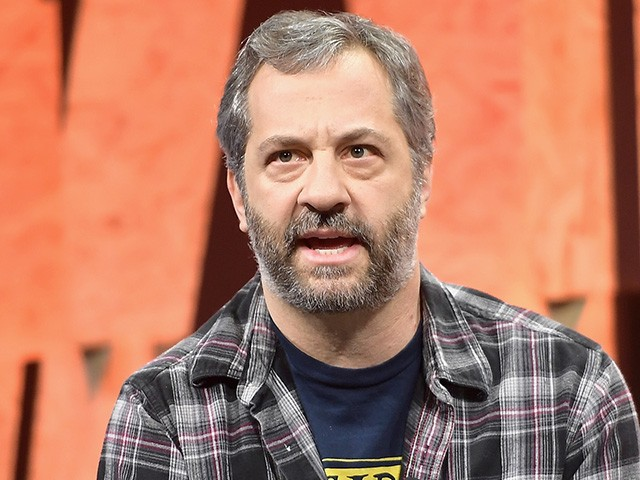 Judd Apatow Rages At NYT over Its Trump Coverage: 'He Lied! Why Won't You Say It!