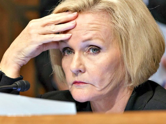 Poll: Missouri's Embattled Claire McCaskill Least Popular with Constituents of All Democrats in Senate