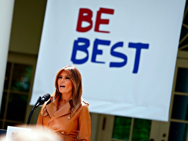 Melania Trump Unveils 'Be Best' Parent and Child Policy Initiative