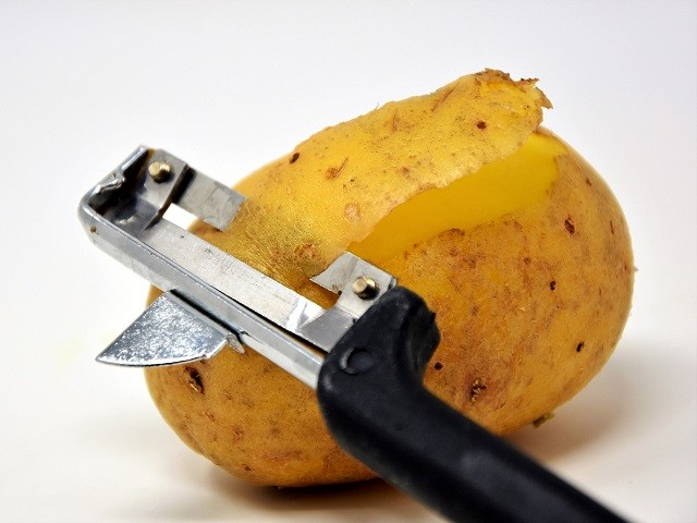Scottish Man in Custody for Carrying Potato Peeler in Public Place