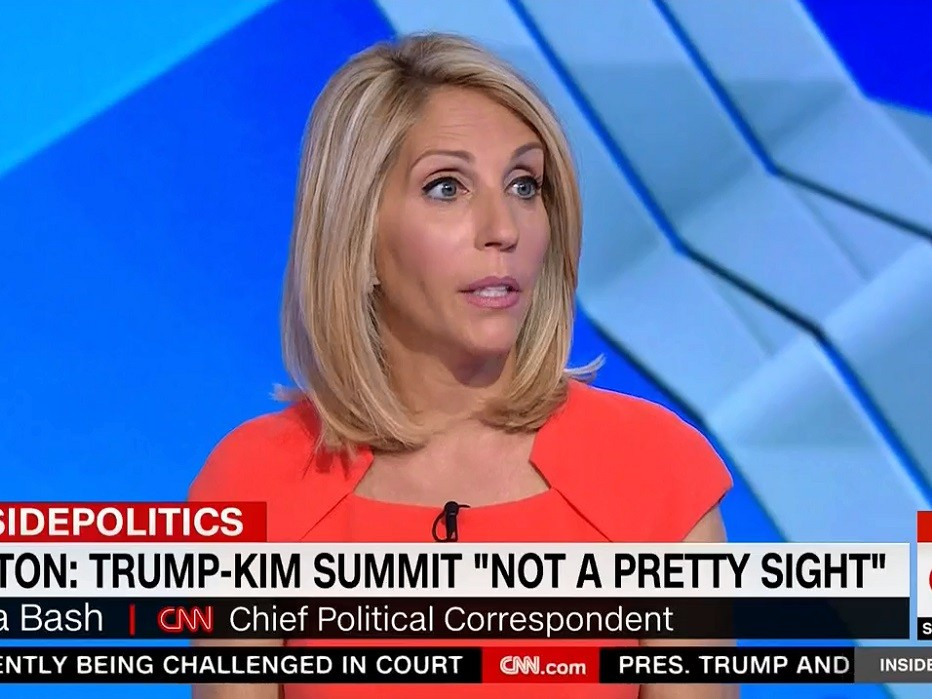 Dana Bash: If Trump Were a Democrat, There Would Be a Call for Impeachment for Kim Jong Un Summit