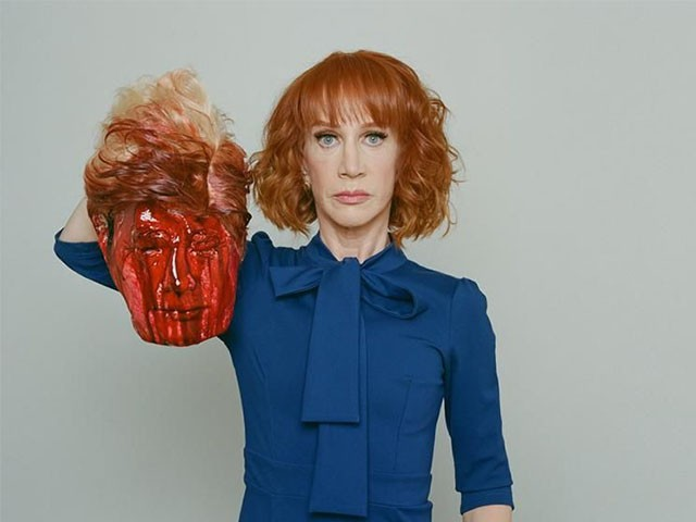 West Hollywood to Honor Kathy Griffin