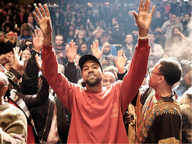 Kanye West Album 'Ye' Goes to #1 on Billboard Charts After Embracing Trump