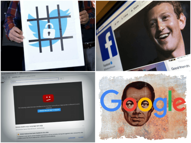 Report: Amazon, Facebook, Google, Twitter All Work with Far-Left SPLC