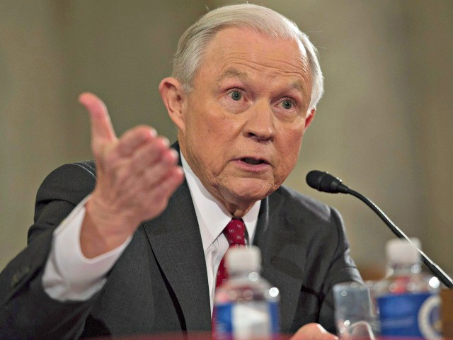 AG Sessions: Trump's Critics Are Radical, Open-Borders Snobs
