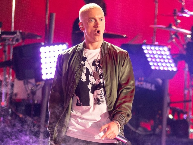 Eminem Shuns Fans Frightened By Gunshot Sounds at His Show: 'You Shouldn't Be Here'
