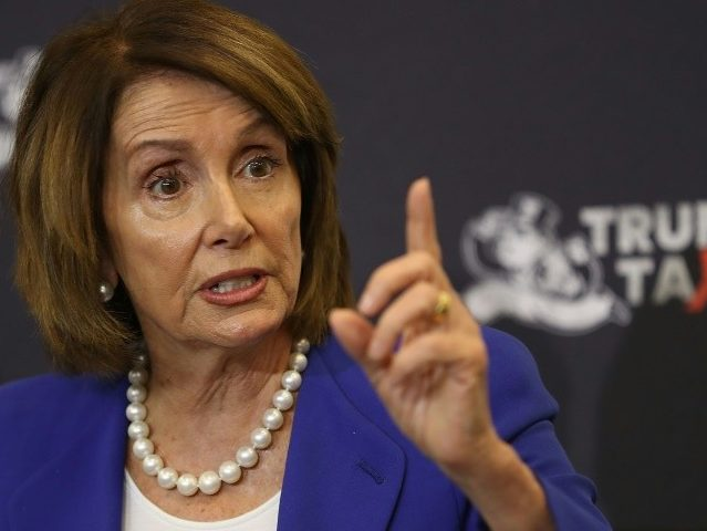Report: California Democrats Backing Away from Nancy Pelosi