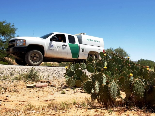 Rescues of Migrants by Border Patrol Agents Increase as Summer Heat Approaches