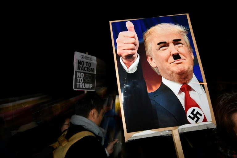 Fatah Official: Trump Is 'Hitler's Copy' Who Prefers Palestinians 'Dead'
