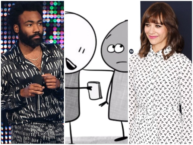 Donald Glover and Rashida Jones Release Animated PSA on How to Not Commit Sexual Harassment