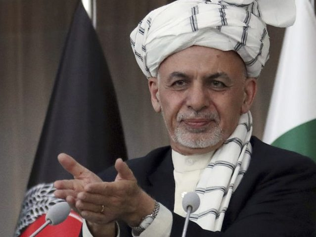 Afghan President: 'I Will Negotiate with the Taliban's Leader Anywhere'