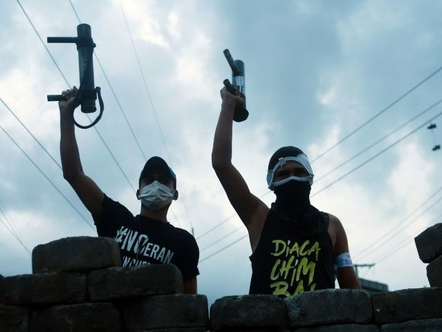 Communist Nicaragua's 'ISIS-Style' Crackdown Kills 180, Detains 2,000