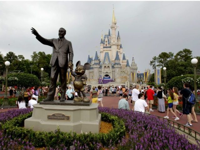 Florida Man Threatens to 'Shoot Up' Disney World on Facebook