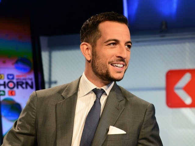 ESPN's Tony Reali Gives Monologue on Sports Show About Losing Child --- Ties It to Children in Cages