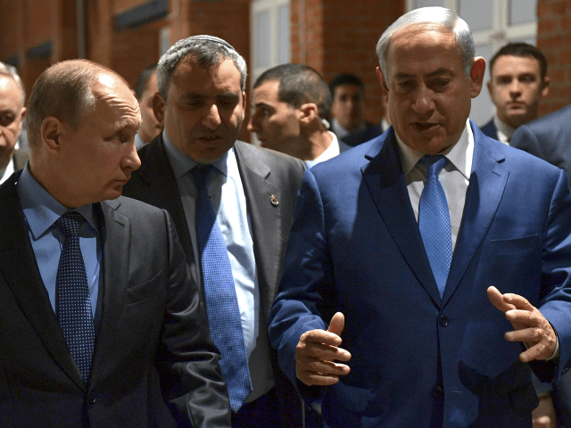 World View: Russia-Israel Alliance Grows as Russia-Iran Alliance Frays in Syria