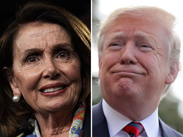 Exclusive -- America First Ohio Poll: Nancy Pelosi Drags Down Democratic Party, Donald Trump Boosts GOP