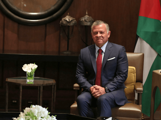 Jordan King Heads to U.S. to Discuss Peace Plan with Trump