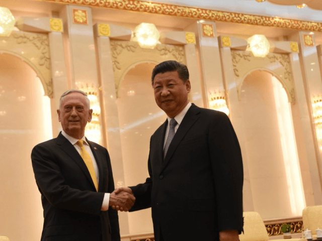 Xi Jinping to Mattis: China 'Cannot Lose Even One Inch of Territory'