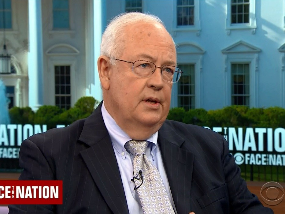 Ken Starr: Trump Has Authority to Fire Mueller --- Would Be a 'Political Question,' Not Obstruction of Justice