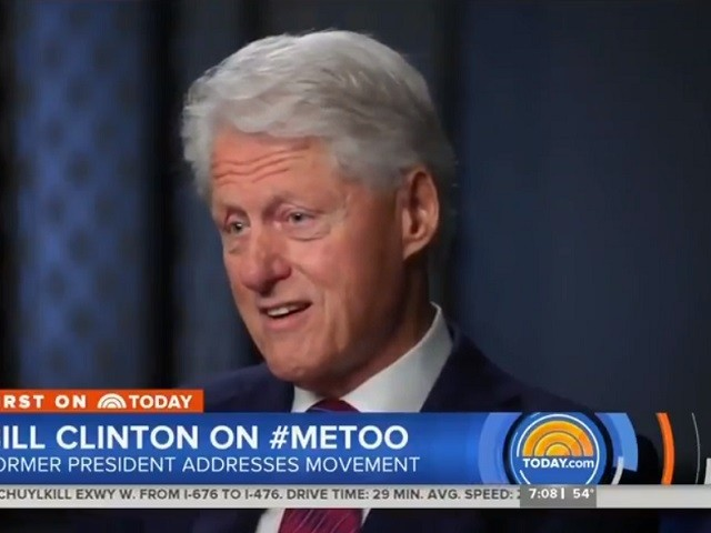 Bill Clinton Spars with NBC's Craig Melvin --- 'You Are Giving One Side and Omitting Facts'