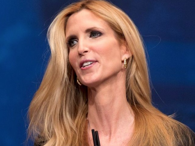 Ann Coulter to Trump: Authorize the U.S. Military to Build Border Wall