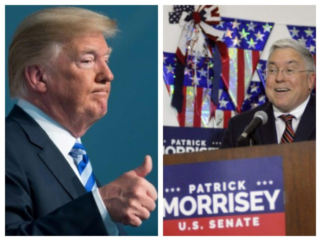 Exclusive -- Patrick Morrisey: West Virginia Needs a Senator Who Will Stand with 'Trump to Build a Wall'