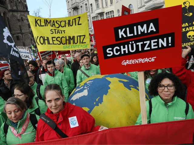 Green Nightmare: Germany's Clean Energy Flops While Global Fossil Fuels Boom...