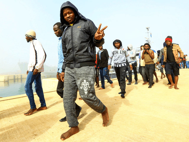 EU Pushes to Start Screening Migrants in Africa Before Sea Crossings