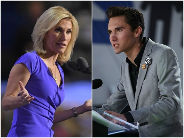 David Hogg Relaunches Advertiser Boycott Against Laura Ingraham
