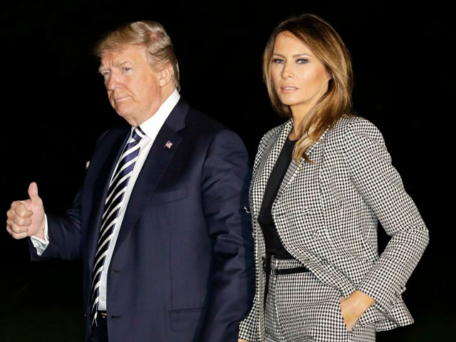 Melania Trump to Host Gold Star Families in First Public Appearance Since Hospital Stay