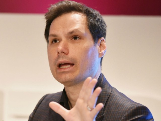 Trump-Hater Michael Ian Black Writing Book on 'Rethinking Masculinity'