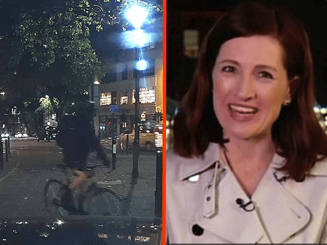 'He's Got a Gun': News Anchor Mugged by Cyclist While Broadcasting from London